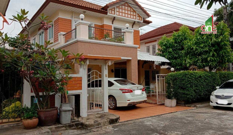 บ้านเดี่ยว 2  ชั้น  ม. เพอร์เฟคเพลส รัตนาธิเบศร์  ถ.รัตนาธิเบศร์  เมืองนนทบุรี