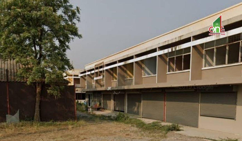 อาคารพาณิชย์ 8 คูหา ตีทะลุ 136 ตรว. ตรงข้าม รร.เทพศิรินทร์พุแค สระบุรี