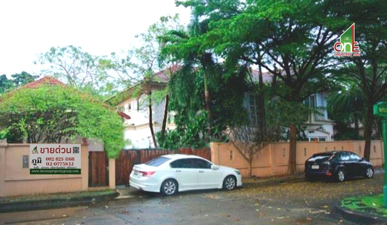 บ้านเดี่ยว  2  ชั้น ม.นาราสิริ ปิ่นเกล้า  ถ.บรมราชชนนีแขวงฉิมพลี  เขตตลิ่งชัน    กรุงเทพฯ
